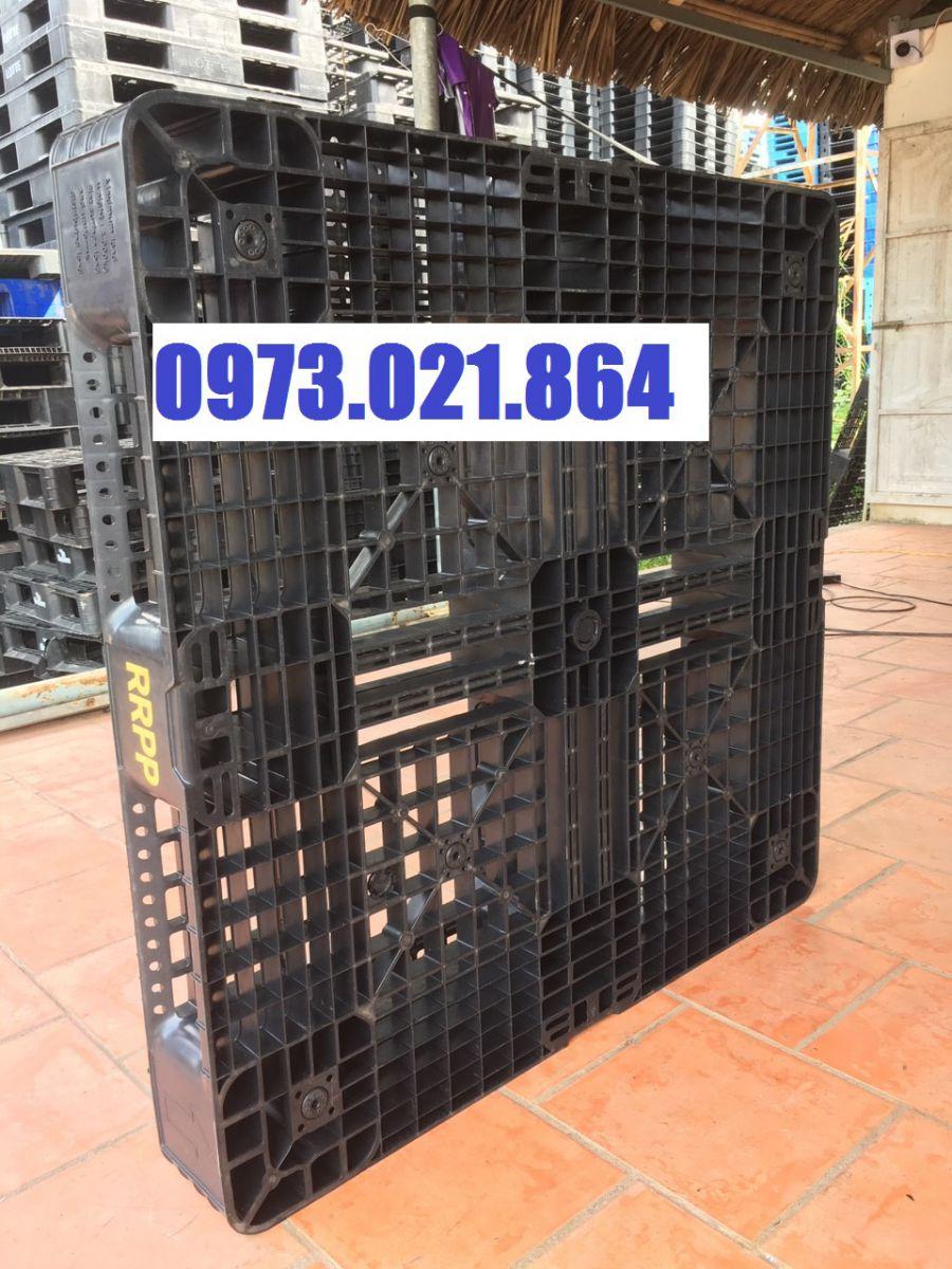 Giá pallet nhựa cũ Tây Ninh, giá chỉ từ 150k – Liên hệ 0973021864