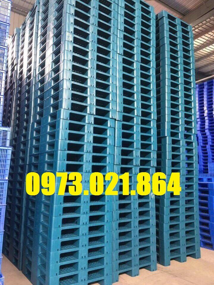 Công ty chuyên cung cấp pallet nhựa hàng cũ và mới giá rẻ nhất trên thị trường
