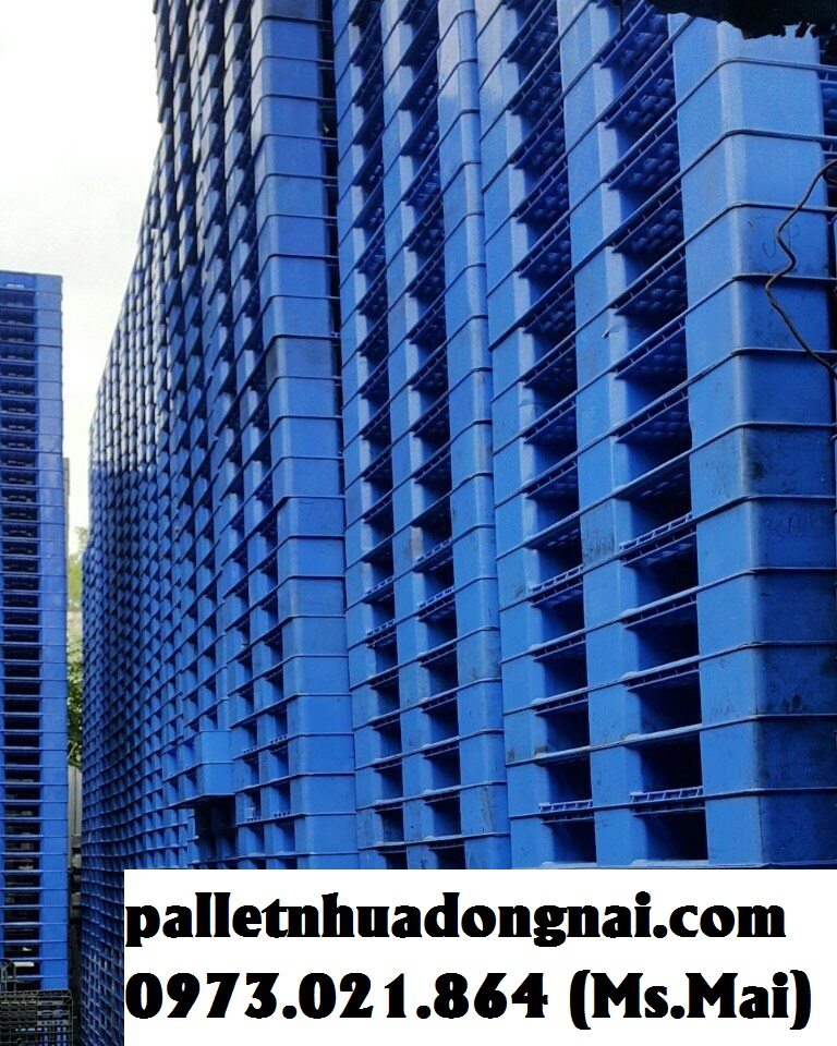 Địa chỉ mua bán pallet nhựa uy tín, chất lượng nhất tại khu vực miền Nam