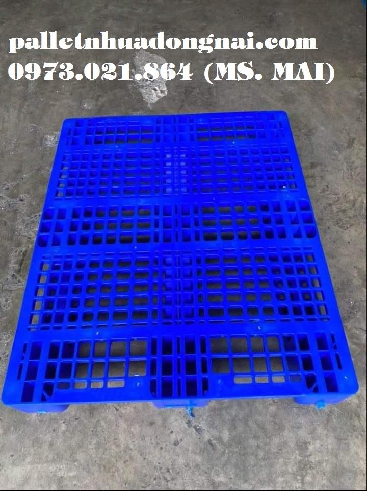 Mua bán pallet nhựa cũ giá rẻ chỉ từ 160.000đ