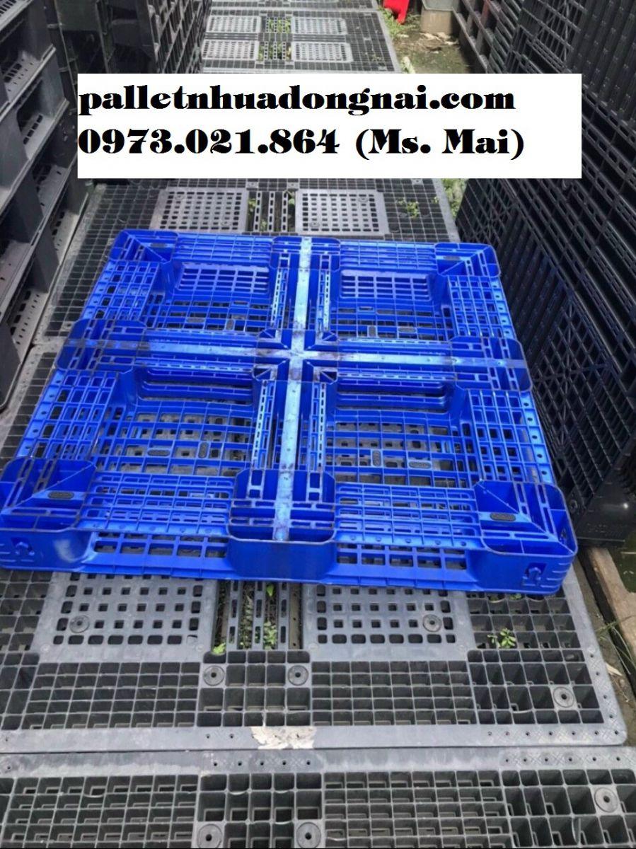 Pallet nhựa cũ tại Cần Thơ với giá rẻ chỉ từ 140k, liên hệ ngay 0973021864
