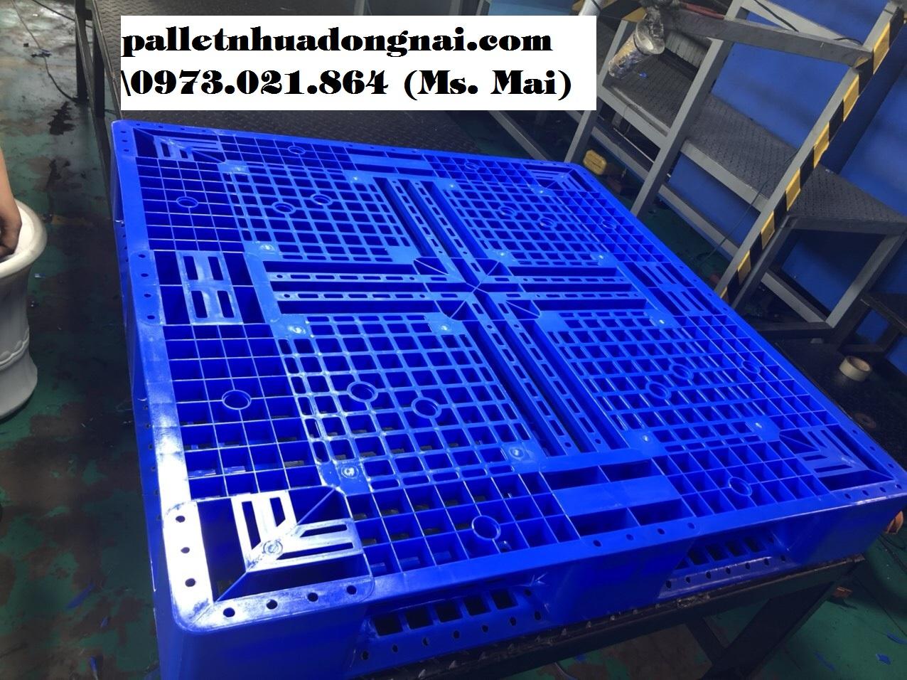 Pallet nhựa Đồng Tháp giá rẻ cạnh tranh, giao hàng tận nơi