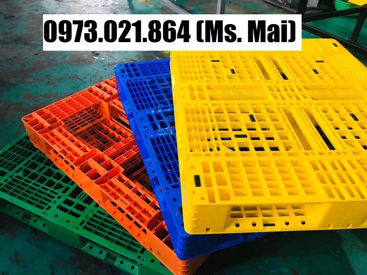 Pallet nhựa giá rẻ tại TPHCM
