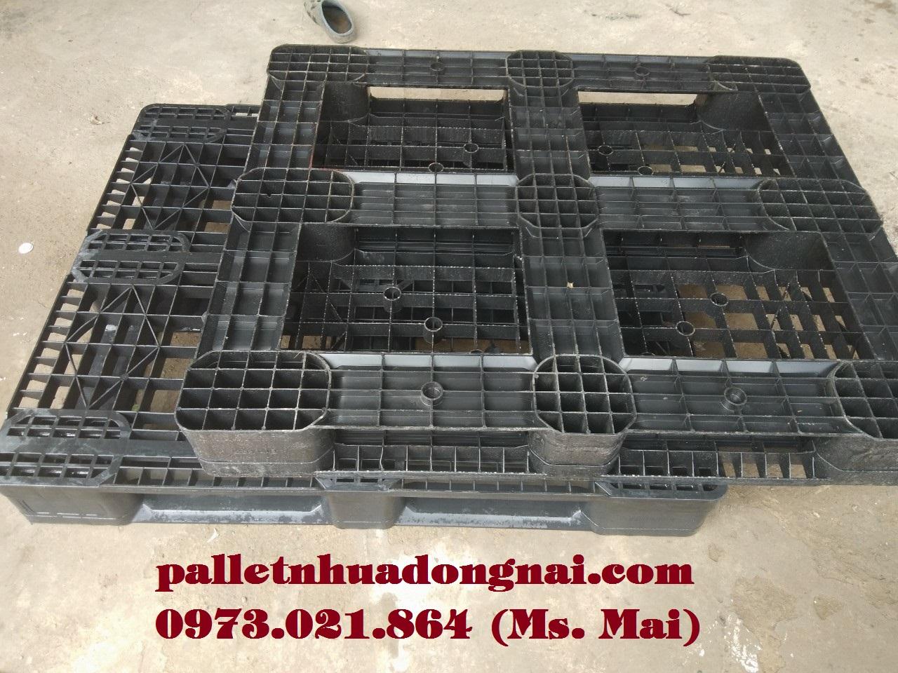 Pallet nhựa Hàn Quốc chất lượng tốt nhất trên thị trường