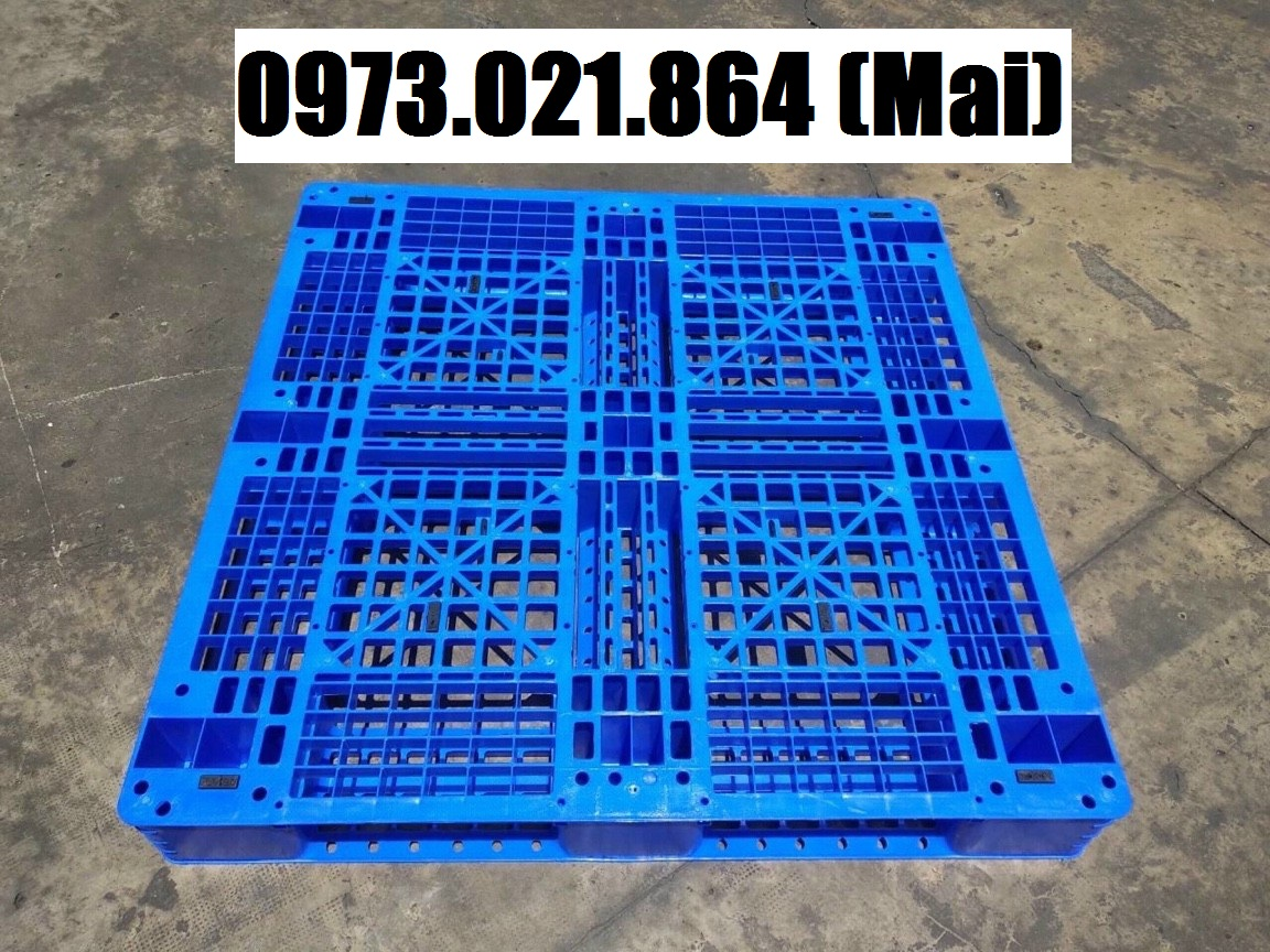 Pallet nhựa Long An