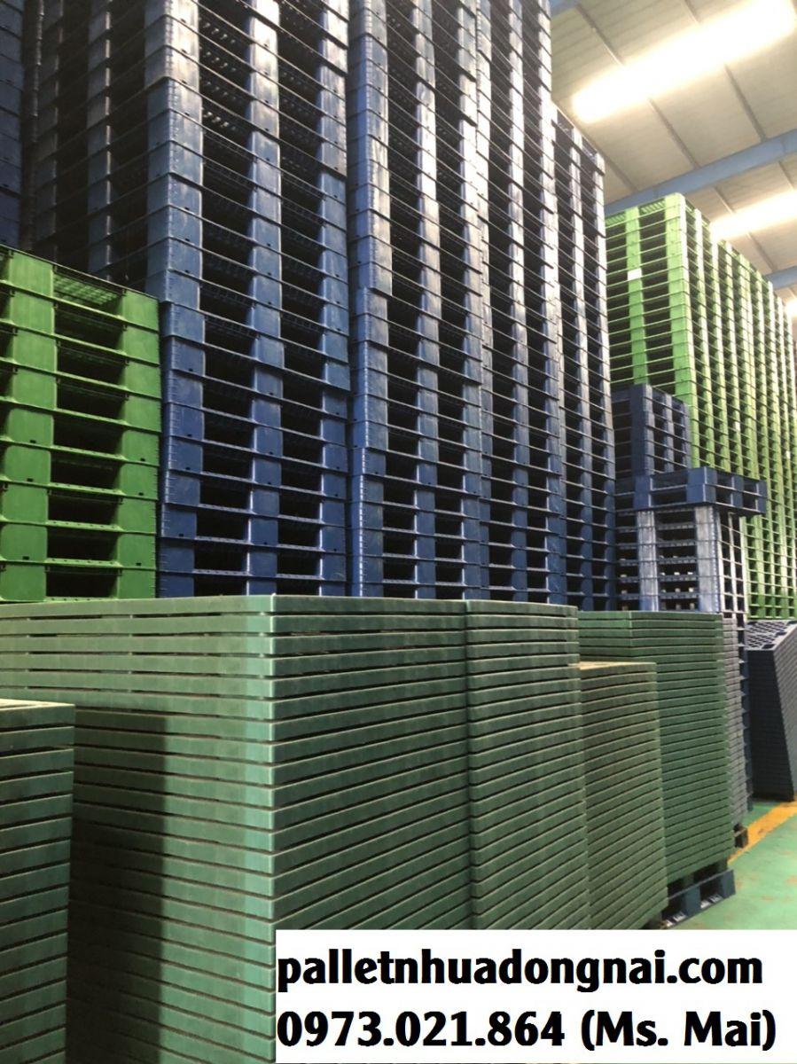 Công ty bán pallet nhựa tại Bình Thuận
