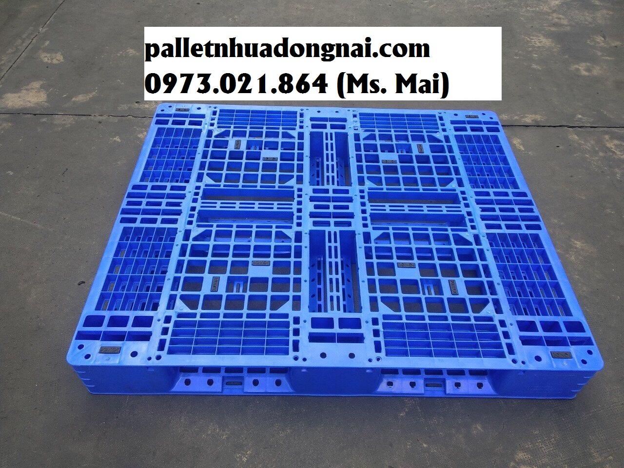 Pallet nhựa tại Bình Phước