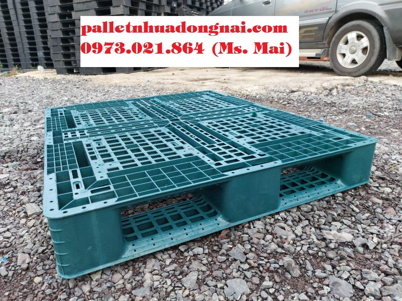 Pallet nhựa tại Hà Nội, chất lượng hàng đầu, giá rẻ cạnh tranh