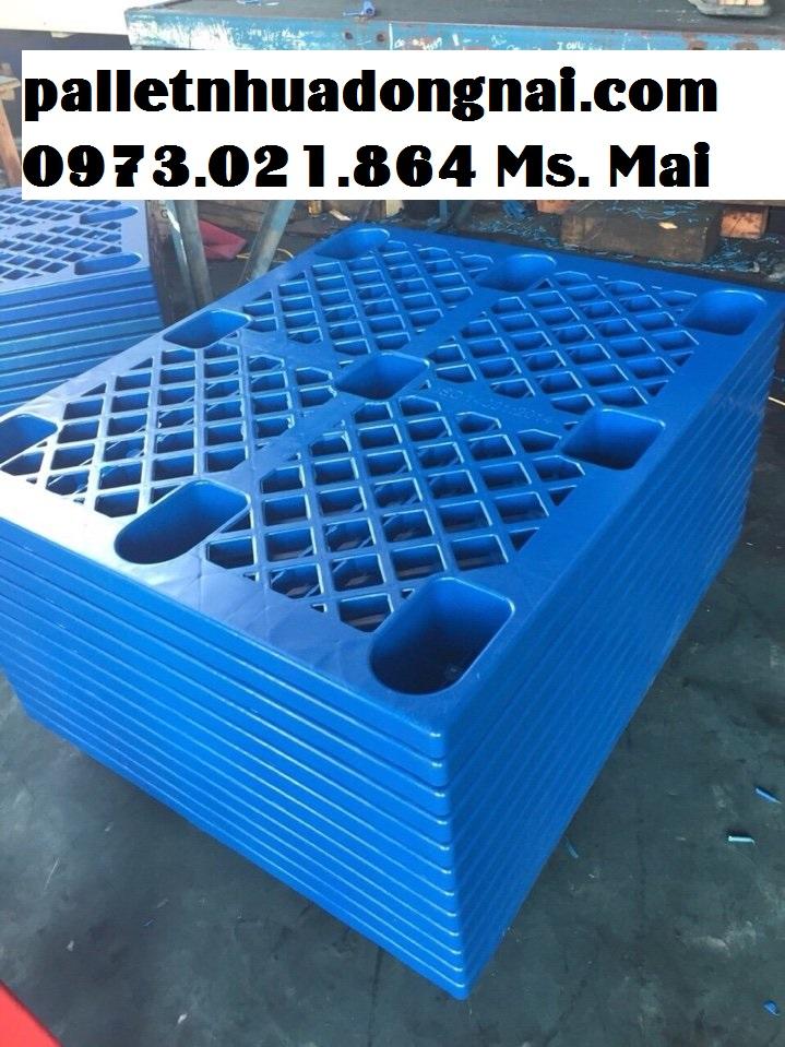 Công ty bán pallet nhựa tại quận Tân Bình uy tín, giá tốt nhất