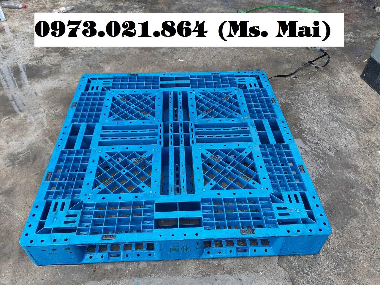Pallet nhựa tại Sóc Trăng có chất lượng cao, giá thành rẻ