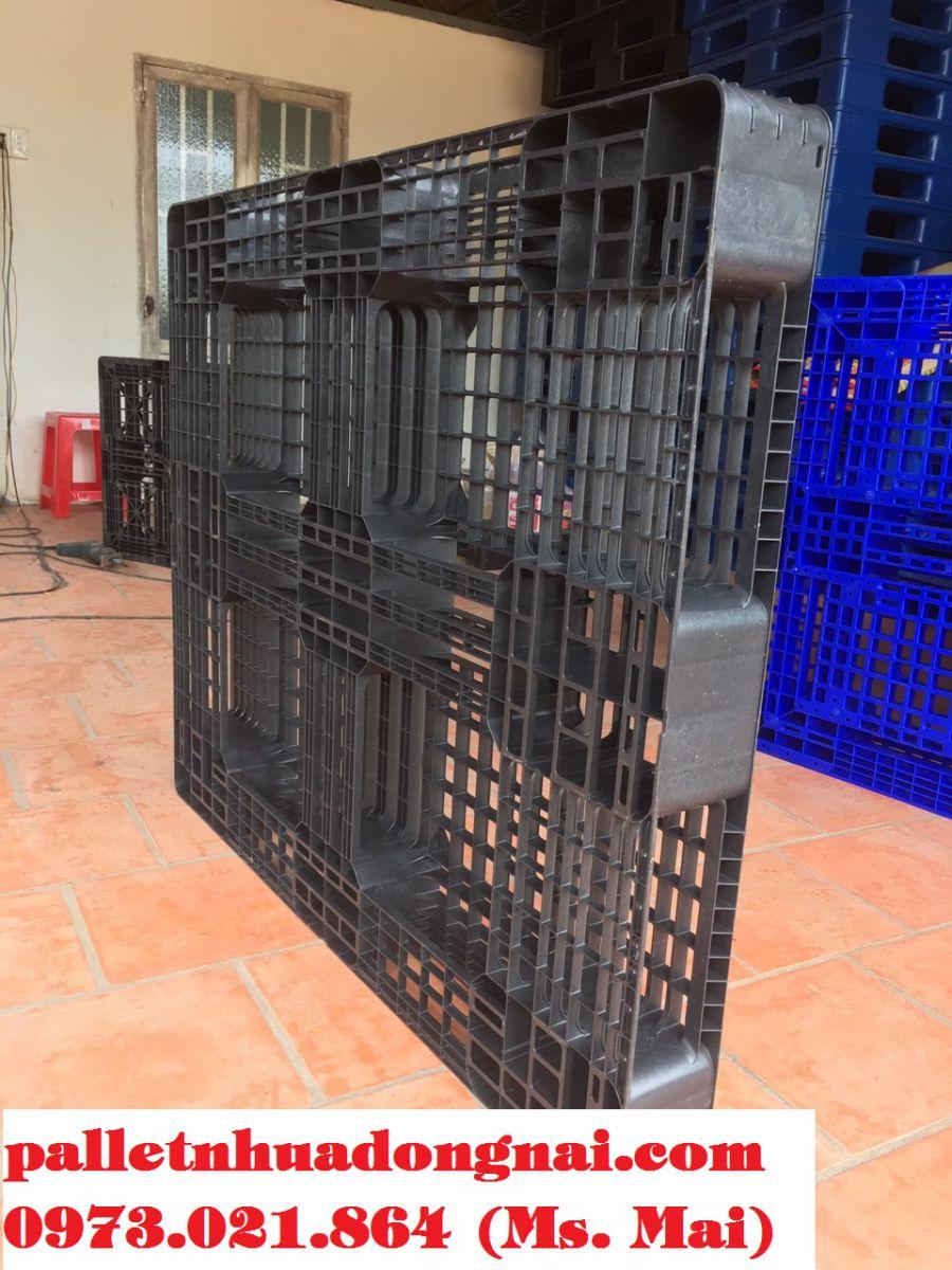 Pallet nhựa xuất khẩu chất lượng cao, giá rẻ nhất trên thị trường
