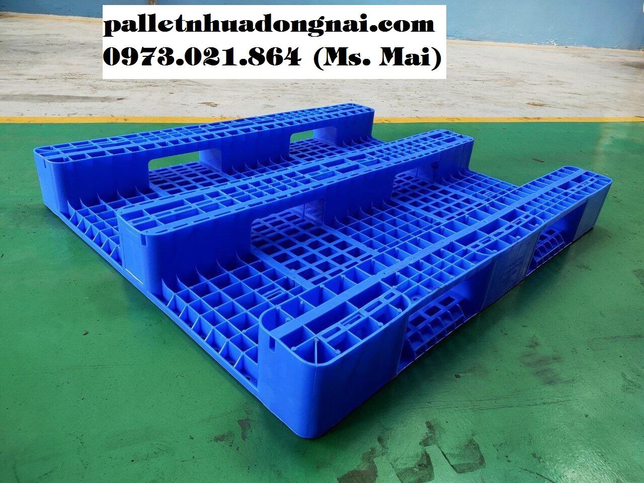 Pallet nhựa tải trọng nặng