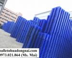Công ty sản xuất pallet nhựa