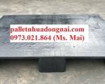 Ứng dụng của pallet nhựa trong sản xuất gạch không nung
