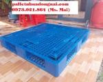 Ở đâu bán pallet nhựa 1100x1100x150mm giá rẻ mà chất lượng cao?