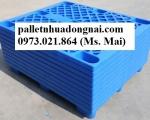 Một số dòng pallet nhựa được sử dụng phổ biến nhất hiện nay