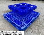 Chuyên cung cấp pallet nhựa cũ tại Đồng Nai với giá rẻ nhất thị trường