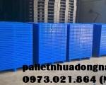 Mua bán pallet nhựa cũ tại Hưng Yên, giá chỉ từ 150.000đ/cái