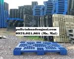 Chuyên bán tấm pallet nhựa lót sàn, tấm nhựa lót sàn giá rẻ cạnh tranh trên thị trường